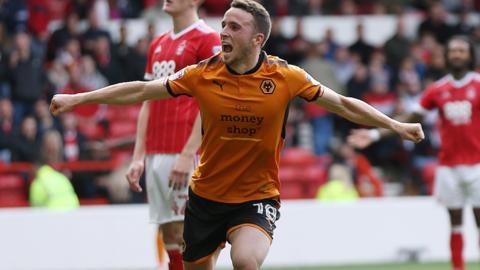 Wolves' Diogo Jota's seven goals this season make him joint Championship top scorer, along with Bristol City's Bobby Reid, Sheffield Wednesday's Gary Hooper and Hull City's Jarrod Bowen