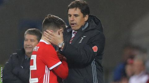 Liverpool forward Ben Woodburn is one of the new generation of Wales players that manager Chris Coleman has brought into the senior set-up