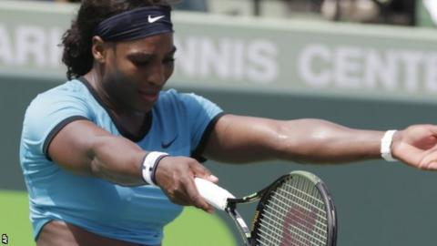 Serena Williams to miss Madrid Open because of illness