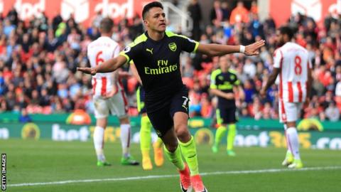 Manchester City Set To Offer Arsenal £70m For Sanchez
