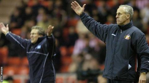 Neil Warnock and Mick McCarthy