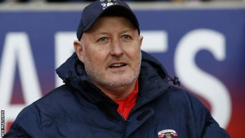 Grimsby Town name Russell Slade as new manager