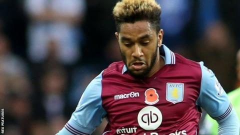Aston Villa Defender Jordan Amavi Fails Sevilla Medical