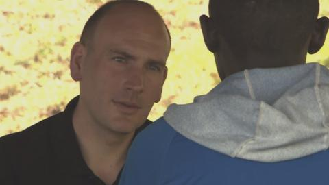 BBC sports editor Dan Roan is told by unnamed athletes that doping is commonplace in Kenya.