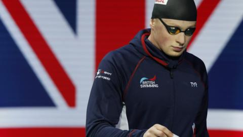 Adam Peaty of Britain