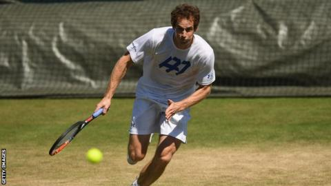 I'm fit for Wimbledon - defending champion Murray