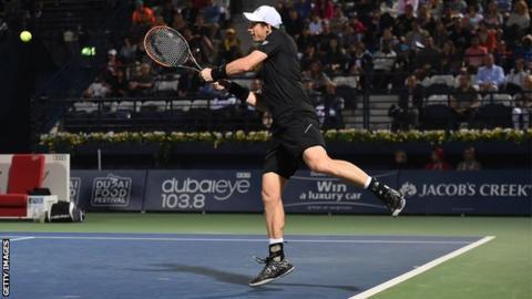 Dubai Championships: Federer out, Donskoy has last laugh