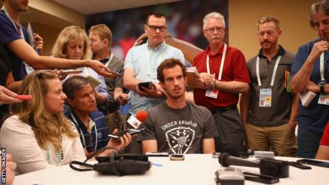 Murray suffers shocking second-round exit to qualifier at Indian Wells