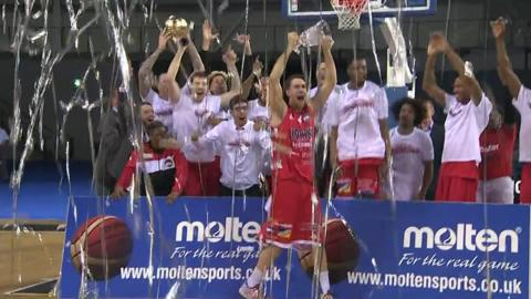 Best 5: Leicester dominate BBL Trophy final