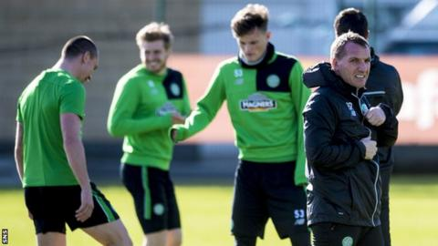 Celtic training
