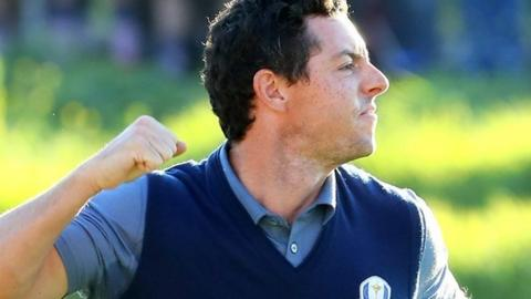 Ryder Cup Catch-up: Europe rally to cut US lead