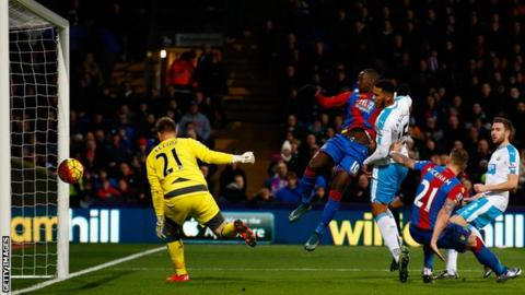 Crystal Palace beat Newcastle 5-1 in November.