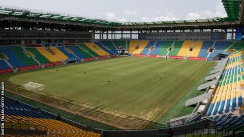 Stade de Port Gentil