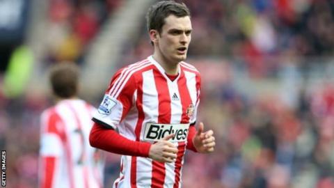 Former Sunderland player Adam Johnson