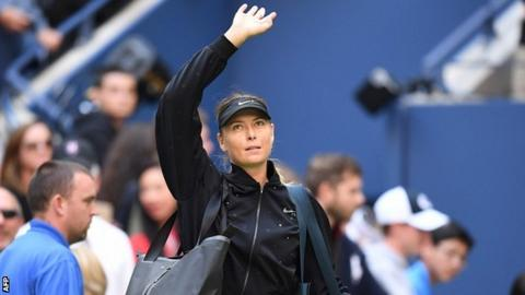 Maria Sharapova knocked out of US Open by Anastasija Sevastova