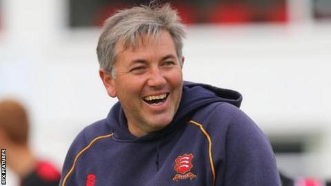 Chris Silverwood: Essex head coach to be England bowling coach