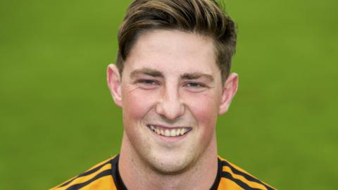 Alloa Athletic scorer Jordan Kirkpatrick