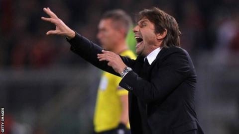 Chelsea lacking hunger and need to have the will to dig deep - Conte