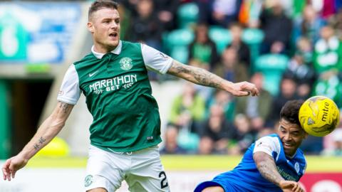 Anthony Stokes and Callum Tapping