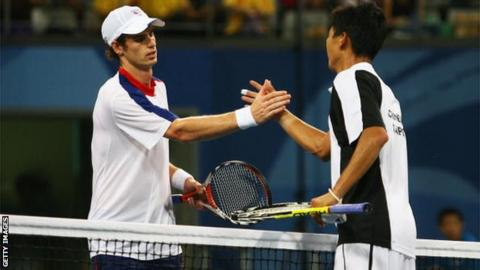 Andy Murray, Yen-Hsun Lu