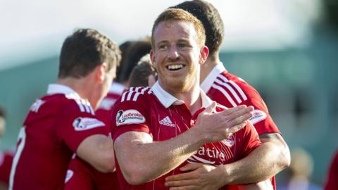 Aberdeen were comfortable 4-0 winners at Rugby Park earlier in the season
