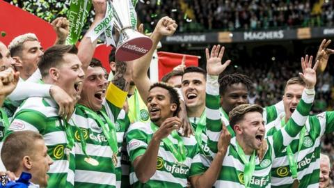 Barcelona Legend Xavi Claims Celtic Are Too Big For Champions League Qualifiers
