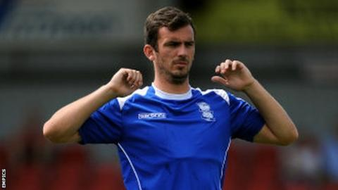 Gavin Gunning's move to Birmingham City in the summer of 2014 was ruined by an early season knee injury