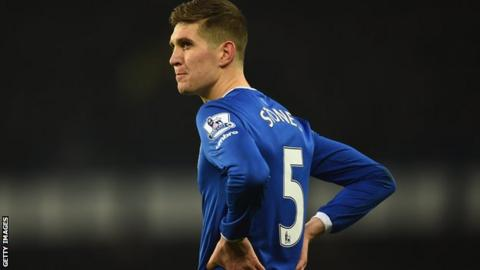 Man City approach Everton for Stones