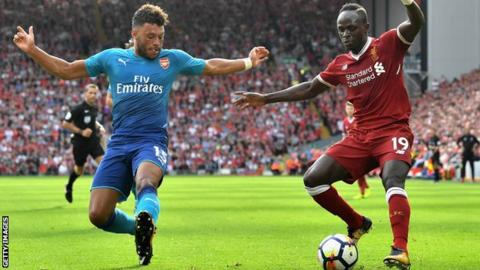 Alex Oxlade-Chamberlain: Liverpool move for £40m Arsenal man