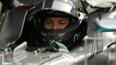 F1 testing: Nico Rosberg says Mercedes yet to show their cards