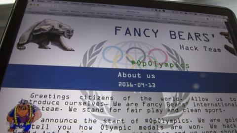 Fancy Bears' Hack Team