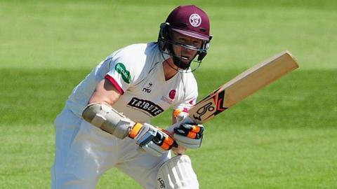 Somerset captain Chris Rogers