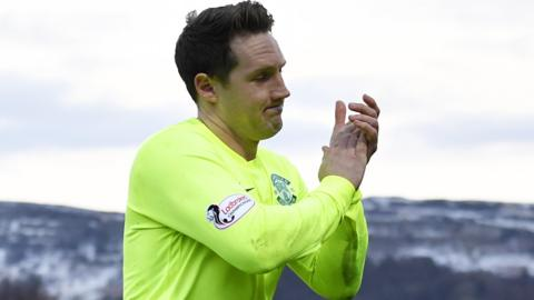 Kris Commons celebrates his first-half strike