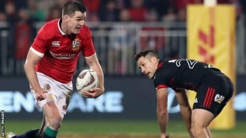 Gatland: Pressure on Warburton to make Lions team