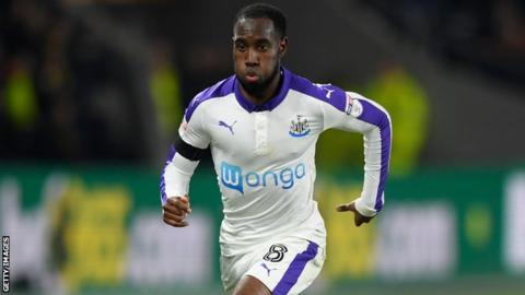 Vurnon Anita breaks silence on his Newcastle exit after joining Leeds