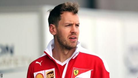Vettel signs new three-year deal with Ferrari