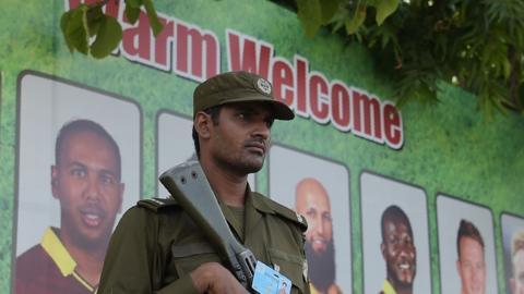 Pakistan police officer