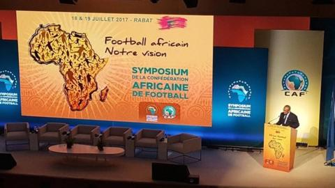 CAF ready to expand AFCON format