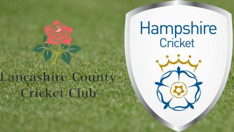 Lancashire v Hampshire