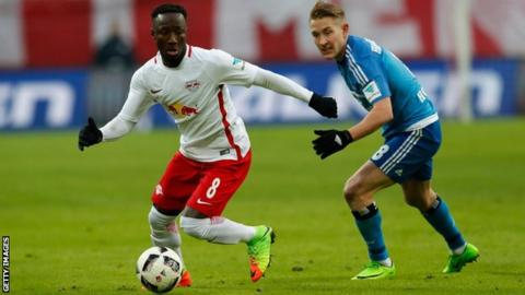 Liverpool want £70m-rated midfielder Keita