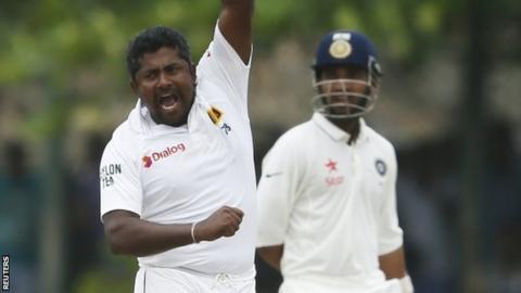 Sri Lanka bowler Rangana Herath