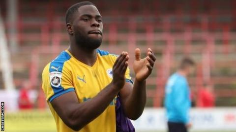 Chester top scorer James Alabi's tally of 17 league goals in the 2016-17 season was bettered by only seven other National League players
