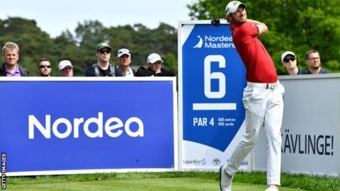 Paratore, Orrin share Nordea Masters lead