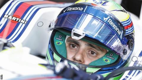 Felipe Massa Announces His Retirement From Formula 1 Racing