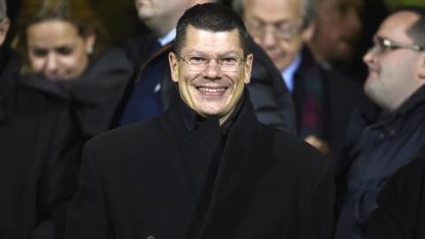 SPFL chief executive Neil Doncaster