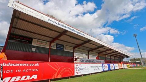 Stevenage North Stand