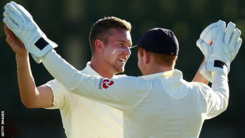 Ashes: England's Jake Ball expected to be fit for first Test