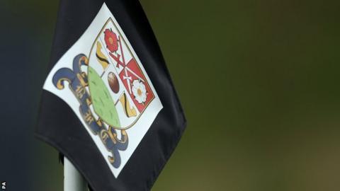 Barnet corner flag