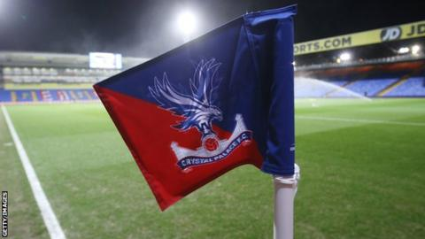 Crystal Palace sign Margate's Ladapo