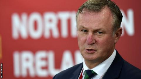 Northern Ireland will not be seeded for World Cup play-offs